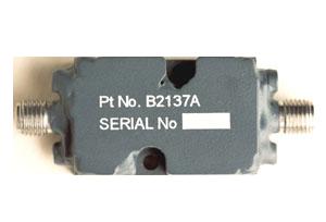 Bandpass 21 - 37 A GHz