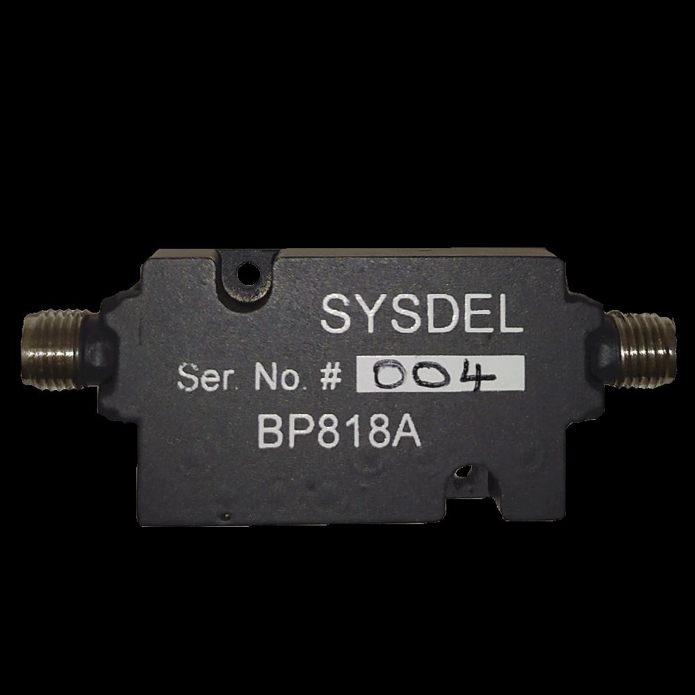 Band Pass 8 - 18 GHz