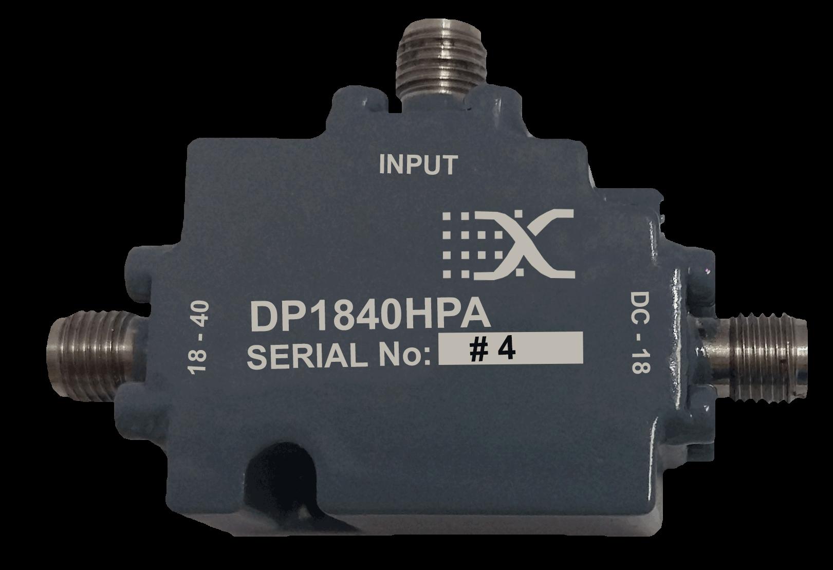 Digh Plexer 18 - 40 GHz