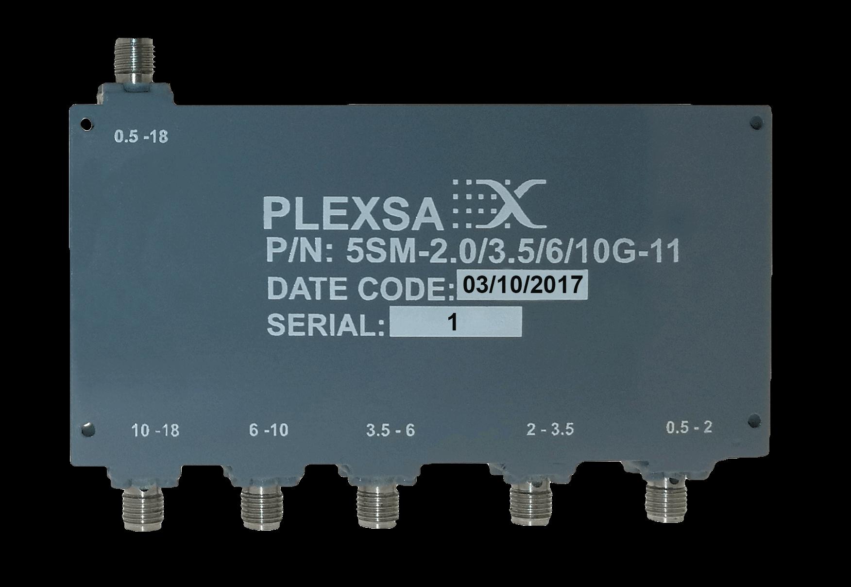Qunituplexer 3.5 GHz