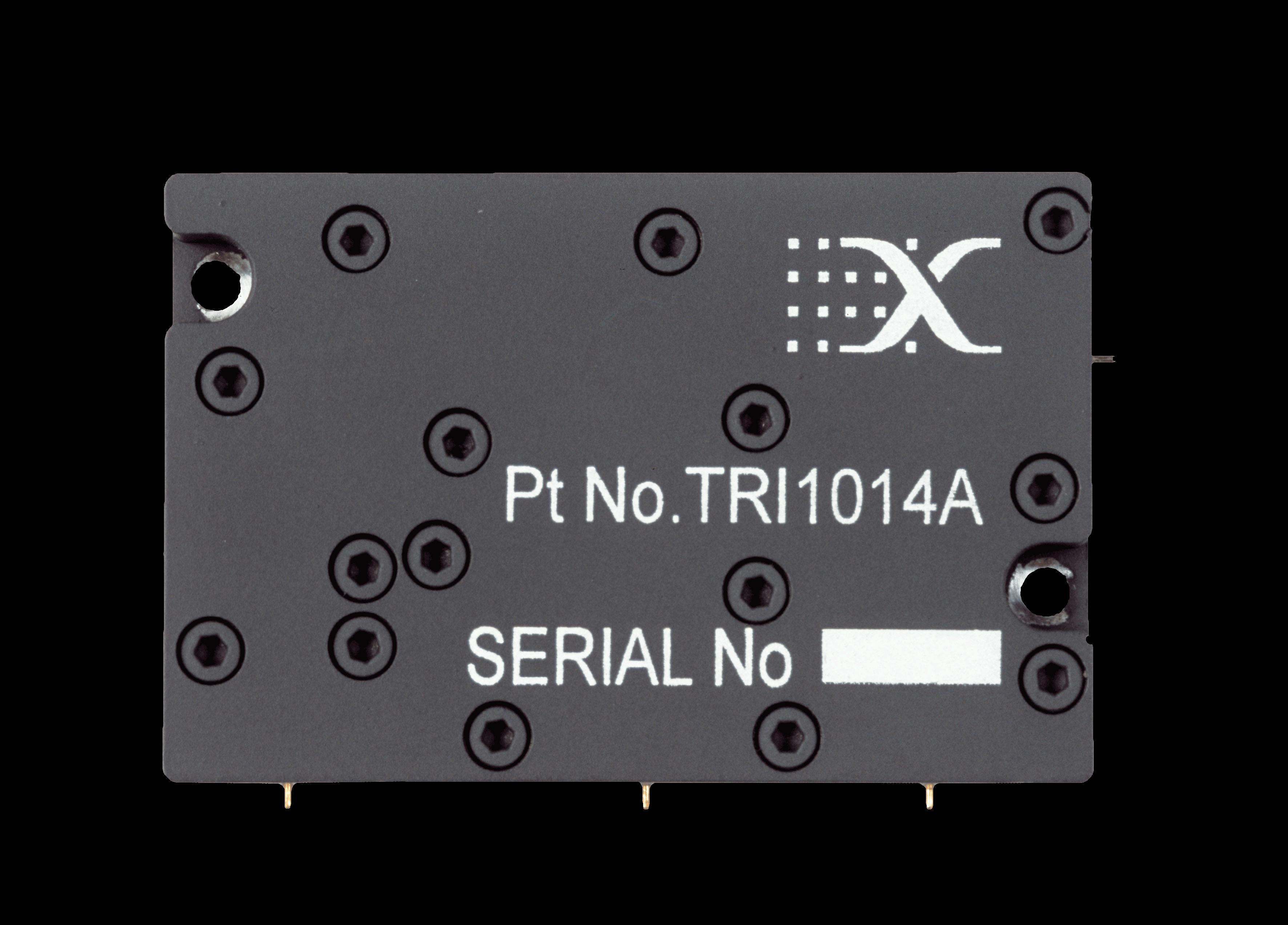 Triplexer 10 - 14 GHz
